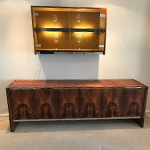 MERROW ASSOICIATES SIDEBOARD AND CABINET